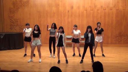 20160426花蓮女中MV舞蹈比賽-第二組 玫瑰瞳鈴眼