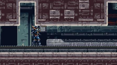 SFC SNES《忍者钢:钢之忍者》游戏通关演示(16139)HAGANE