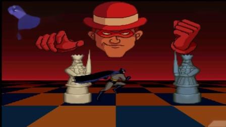 SFC SNES《蝙蝠侠与罗宾》困难模式一命速通(16144)BATMAN&ROBIN