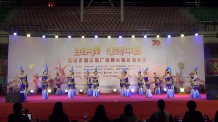 13、龙海市榜山镇代表队《丝绸之路》