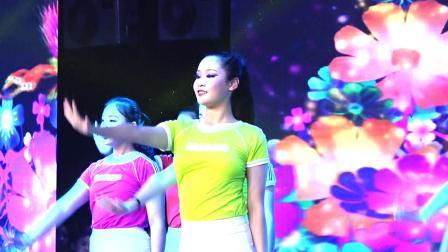 2019年艺娜舞蹈教学汇报 《我们都是追梦人》