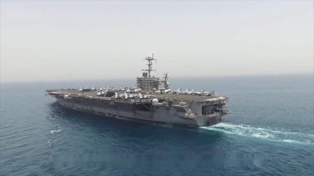 美军曾用8万吨航母当靶子打:导弹鱼雷炸25天依然坚挺