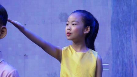 河北少儿艺术节 六一专场 交河金声语言艺术学校 新时代的领路人