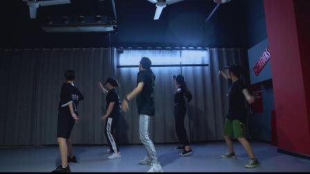 湖北荆州公安红舞鞋艺术培训学校流行舞蹈部 (2)