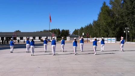 双辽市茂林镇农林村庆祝中华人民共和国成立70周年文艺演出
