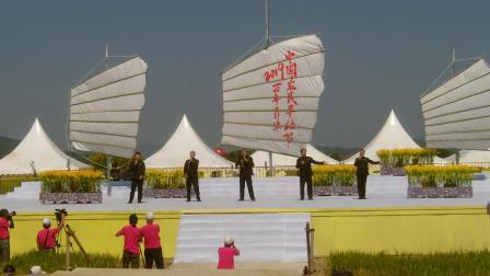 万年县农民丰收节:歌曲串烧《五谷丰登闹金秋》