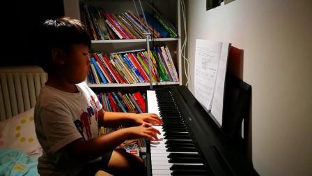 5大J练钢琴