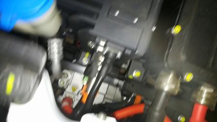 江铃e200n电动汽车机舱简介