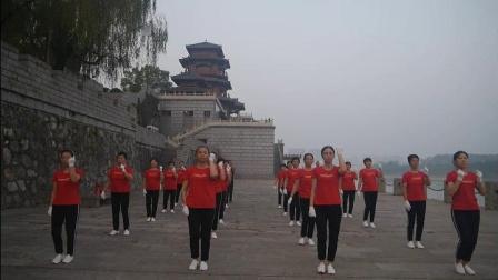 湖北宜都望江楼健身操团队(七)