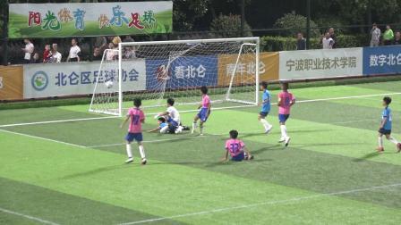 第十八届市运会男子丙组足球赛半决赛