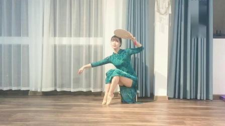 扒朱洁静舞蹈《渔光曲》段落(一)