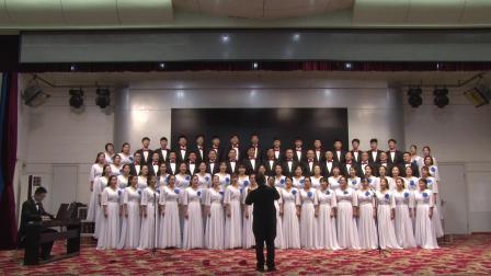 """济宁教育学院教工合唱""""走向复兴"""""""