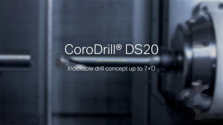 CorDrill DS20 钻削演示