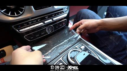 奔驰G63装贴XPEL-LUX系列与内饰案例
