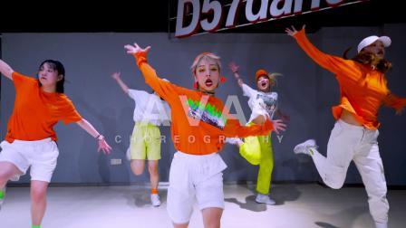 【D57舞蹈工作室】AVA编舞《LIGHT IT UP》