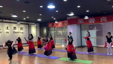 沈阳民族民间舞培训飞舞天达舞蹈学校在线课堂蒙古族舞《吉祥的筷子》