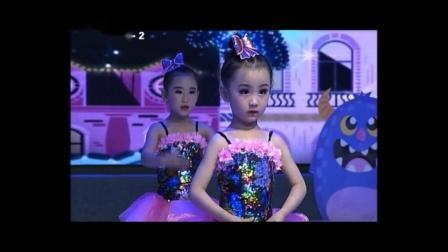 少儿舞蹈《橱窗宝贝》~西安市爱舞艺术培训学校