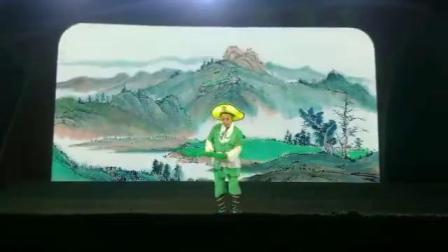 赣南采茶戏优秀艺术家黄善至老师 表演《钓拐》片段