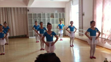 临泉小天使艺术学校2019年中国舞蹈家协会考级 六级 阿古顿巴