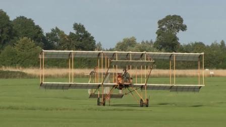 最古老的飞机