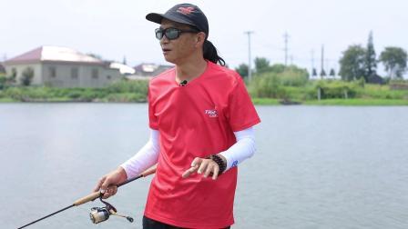 游钓中国老虎路亚排骨老虎江苏泰州里下河鱤鱼