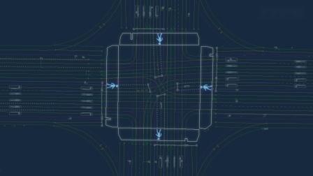 四维图新自动驾驶地图城市道路数据产品化