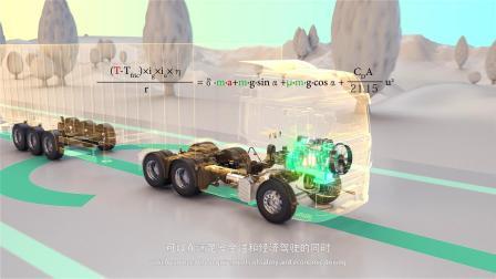 四维图新旗下中寰PCC预见性巡航