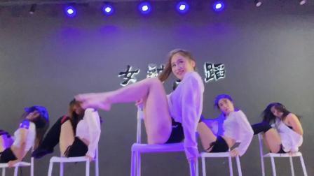 性感TB秀椅子舞 小瑞舞蹈