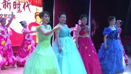 民盟和平区委庆祝中华人民共和国暨人民政协成立70周年文艺汇演30秒