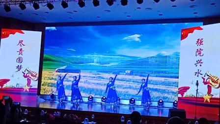 蒙古舞《草原人民心向党》