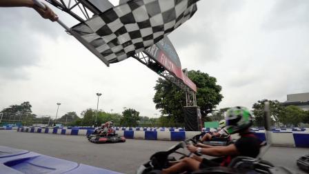 新加坡站青年车手人才库卡丁车友谊赛