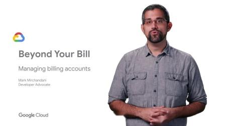Managing billing accounts - Beyond Your Bill