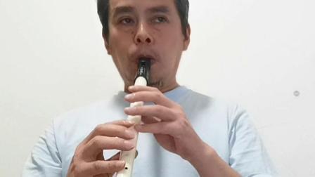 【梦想】哨笛C调第一次试模样品试吹《今生情可鉴》。 电脑播伴奏,手机直接录像。音效无任何处理。