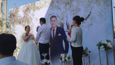 2019-09-25 孙雪 结婚典礼