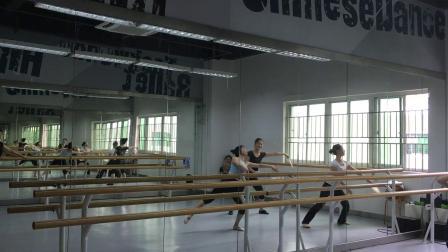 古典舞练习茉莉花