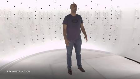 〔映维网〕OC6:虚拟环境下的全身Codec Avatars
