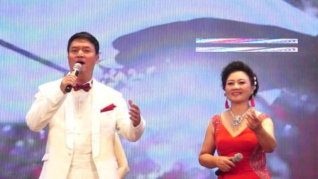 20歌伴舞:《和风吹来蓝蓝的天》演唱:赵阳 郭金泉 摄制:张品洪(特邀)