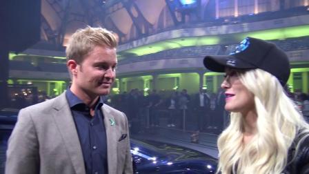 Nico Rosberg & I Reveal Secret Project!
