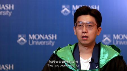 毕业生采访Ning FAN