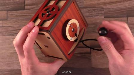 The Incredibly difficult Loopy Box!!