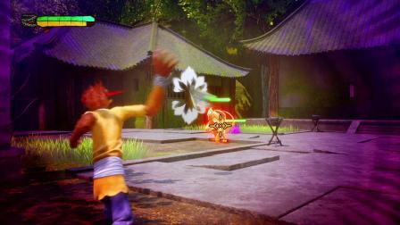 PS4游戏《西游记之大圣归来》