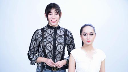 化妆培训哪家好?济南拉丁舞比赛妆容造型课程视频