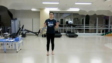【运动美学】下肢重新站立来啦(步态康复训练-高阶版)