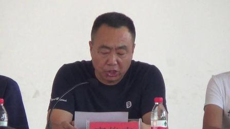 东光县张彦恒中学开学典礼