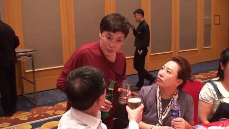 刘老师女儿新婚答谢晚宴亲朋好友来祝贺