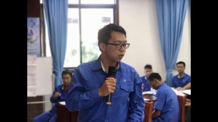 【培训花絮】北控水务(广西)集团有限公司《精益求精——水务企业设备管理实战》