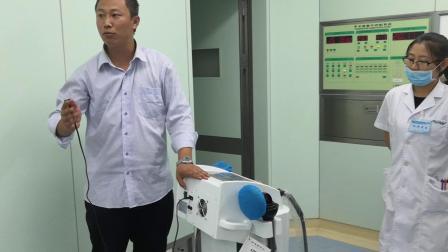 排痰机的使用海霞发布