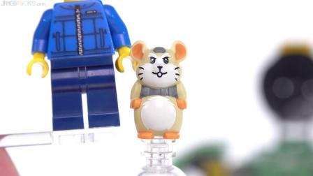 LEGO乐高积木守望先锋75976破坏球