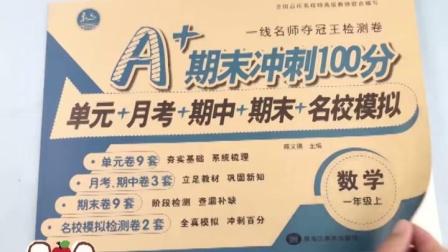 君晓天云一年级上册同步训练 语文数学测试卷全套人教版小学一年级上册试卷期末冲刺100分课本检测卷练习题2019秋新版