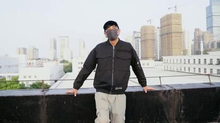 君晓天云工装外套男春秋季加肥加大码宽鬆日系复古夹克衫潮流胖子棒球衣服